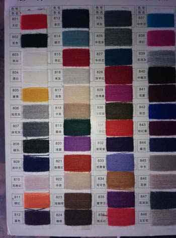30% wool 70% Acrylic