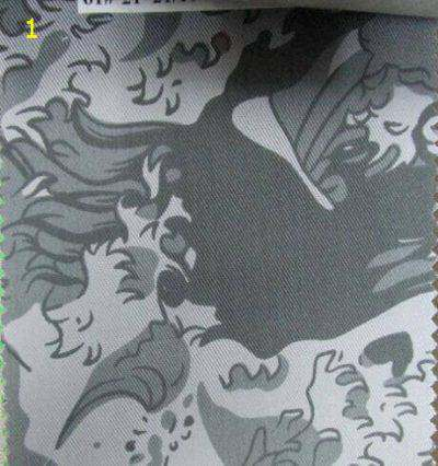 Camo Caps Fabric Option