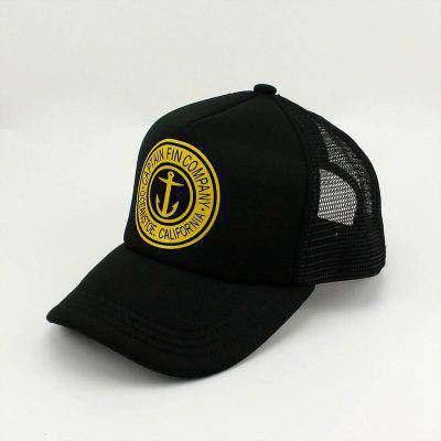 custom mesh cap