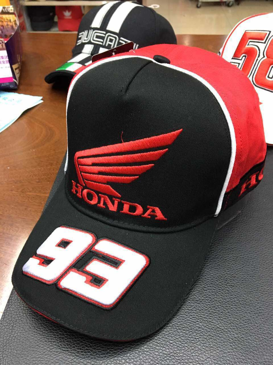1001fbafd7a Best custom racing hats caps manufacturer-ZYCAPS