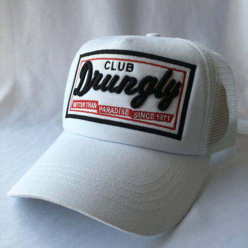 customized trucker hat