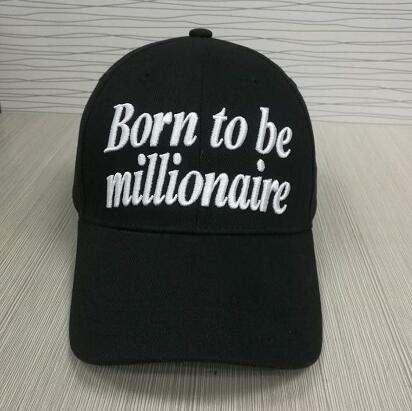 custom embriodered hat