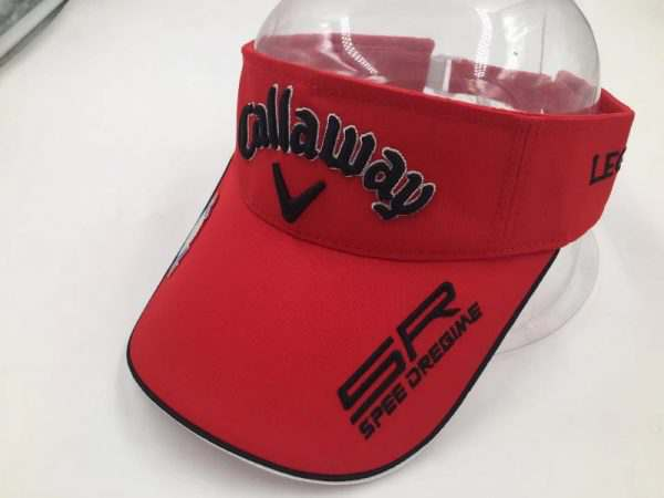 custom golf visors