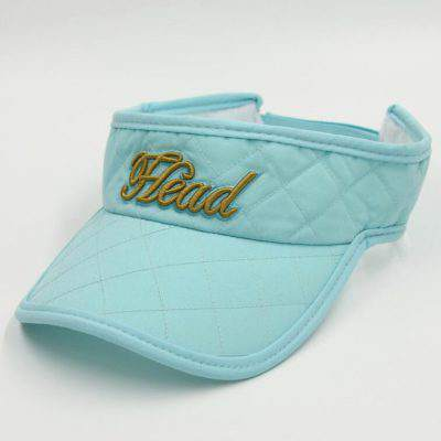 custom embroidered visors no minimum