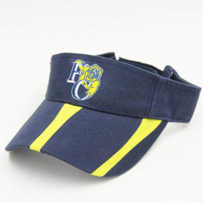 custom visor football