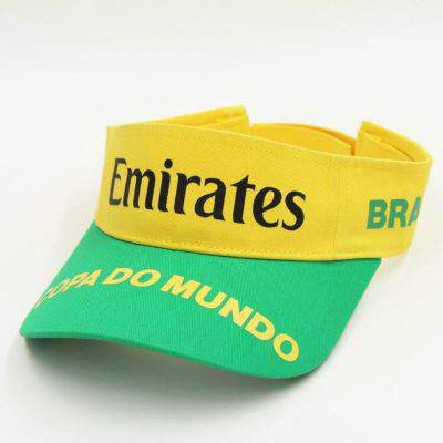 custom visors no minimum