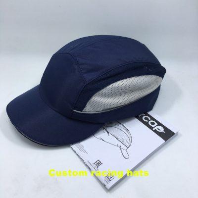 custom racing hats